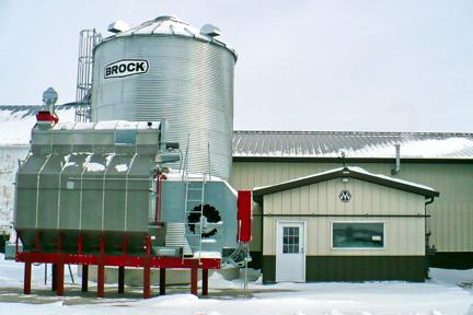 Grain Dryers Calumet Dryer Services